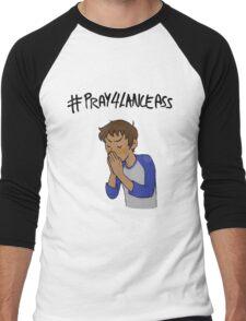 Pray for him Men's Baseball ¾ T-Shirt