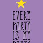 Every Party is My Party by Kami Karras