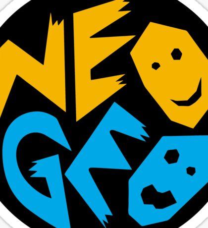 Neo Geo (Icon) Sticker
