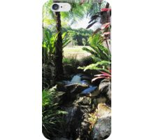 Water Feature, Thursday Plantation. Ballina. N.S.W. Nth. Coast. iPhone Case/Skin