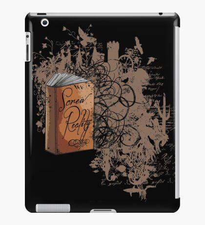 Screw Reality -Light iPad Case/Skin