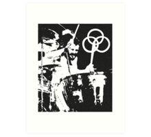 John Bonham Led Zeppelin Art Print