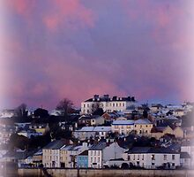 Appledore in Winter by Charmiene Maxwell-batten