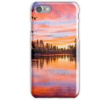 First Brilliance: Mirror Pond iPhone Case/Skin