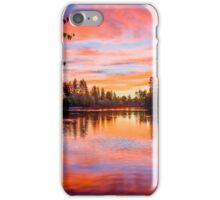 First Brilliance: Mirror Pond iPhone Case/Skin