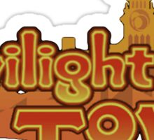 Twilight town Sticker