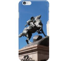 Cenotaph for Boer War. Adelaide, S.A. iPhone Case/Skin
