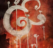 Ampersand in Red : v.01 by finnllow