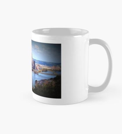 Pittsburgh Skyline/Golden Triangle Mug