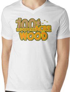 Hundred acre wood Mens V-Neck T-Shirt