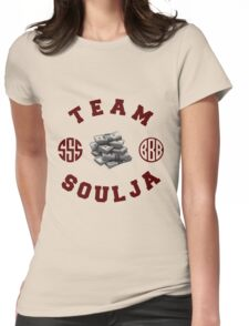 Team Soulja Womens Fitted T-Shirt