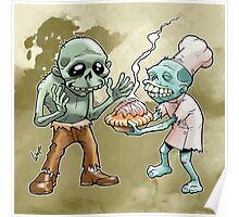 Zombies Share Pie 2 Poster