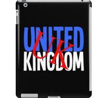 UK iPad Case/Skin