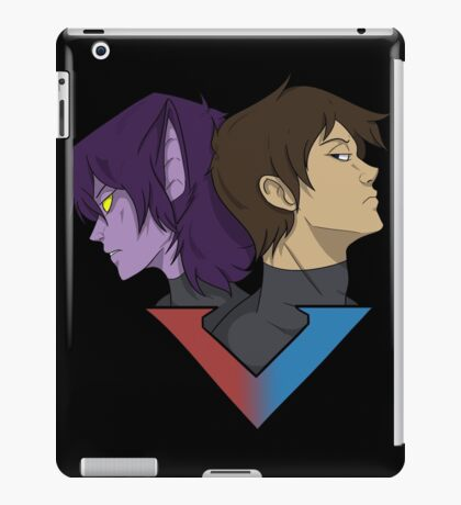 One Sided Rivalry Ft. Galra Keith iPad Case/Skin