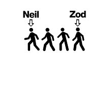Neil before Zod! by TeamPineapple