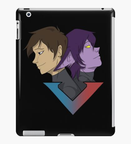 Brothers in Arms. Ft. Galra Keith iPad Case/Skin