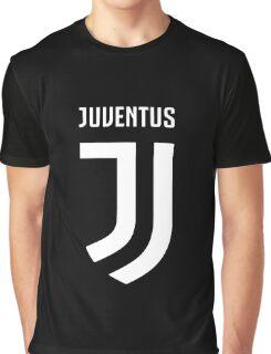 juventus new logo white Graphic T-Shirt