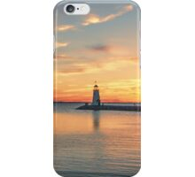 The Day is Done iPhone Case/Skin