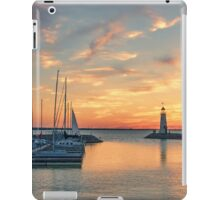 The Day is Done iPad Case/Skin