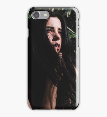 Hushed iPhone Case/Skin