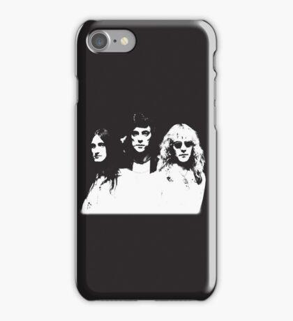 Rush Band  iPhone Case/Skin