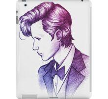 Eleventh Doctor iPad Case/Skin