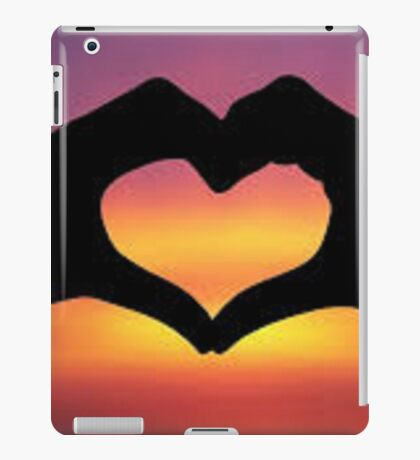 Love covers all iPad Case/Skin