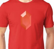 Red Rupee Unisex T-Shirt