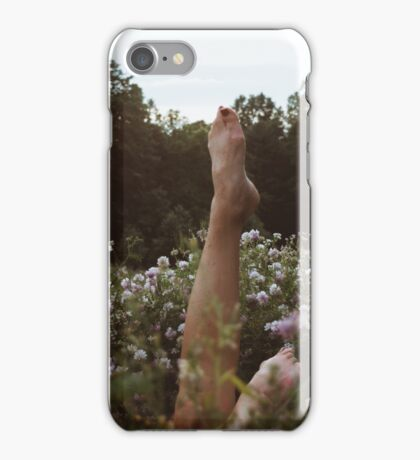Best Foot Forward iPhone Case/Skin