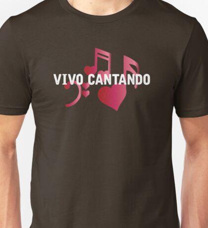 Salomé - Vivo Cantado [1969, Spain][winner] Unisex T-Shirt