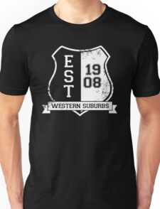 Western Suburbs Rugby League: Established Shield Unisex T-Shirt