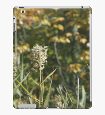 Rustic Wheat iPad Case/Skin