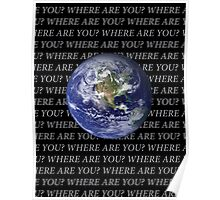 Where Are You? Poster