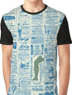 Vintage Press Graphic T-Shirt