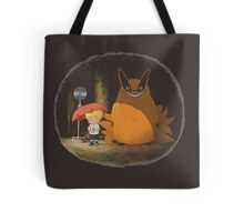 My Neighbor Kurama Tote Bag