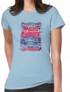 60s Vintage Haight Ashbury Psychedelic T-Shirt Womens Fitted T-Shirt