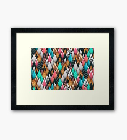 Wallpaper 15 Framed Print
