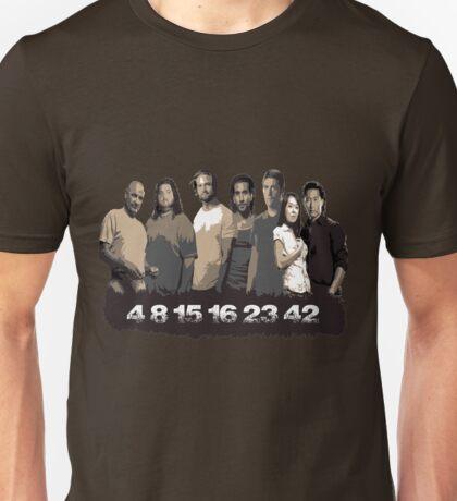 Lost candidates Unisex T-Shirt