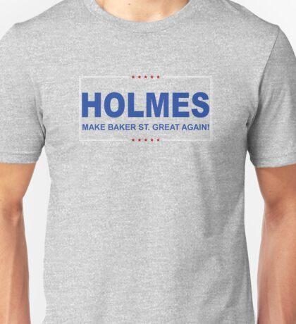 Holmes Trump Unisex T-Shirt