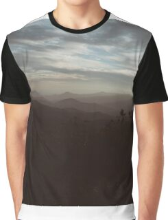 Silver Skies Graphic T-Shirt