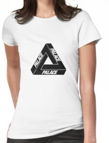 Palace Logo Womens Fitted T-Shirt