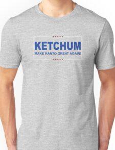 Ketchum Trump Unisex T-Shirt