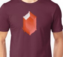 Red Rupee Paint Unisex T-Shirt