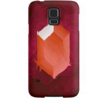 Red Rupee Paint Samsung Galaxy Case/Skin