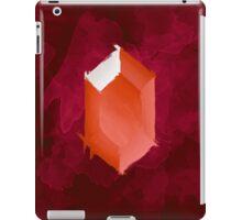 Red Rupee Paint iPad Case/Skin
