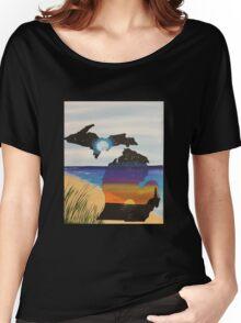 Michigan Women's Relaxed Fit T-Shirt