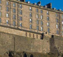 Edinburgh Castle. Sticker