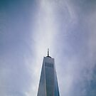 1 WTC NYC by 45thAveArtCo