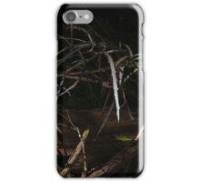 Fallen lance iPhone Case/Skin