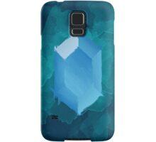 Blue Rupee Paint Samsung Galaxy Case/Skin
